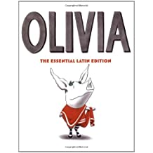 Olivia: The Essential Latin Edition by Ian Falconer (2007-10-02)