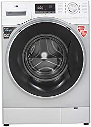 IFB 8kg Fully-Automatic Front Loading Washing Machine (Senator WXS, Silver, Inbuilt Heater, Aqua Energie water