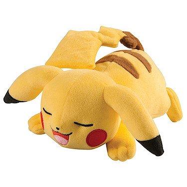 Pokemon XY Soft Toy - Sleeping Pikachu