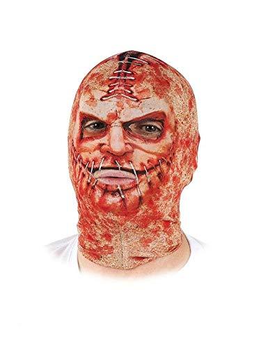 DISBACANAL Mascara Licra Costuras