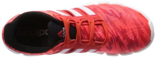 adidas adipure crazy quick m Q21435 Herren Laufschuhe Rot (Hi-Res Red F13 / Black 1 / Infrared)