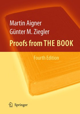 Proofs From The Book, 4Th Edn [Paperback] [Jan 01, 2012] Springer