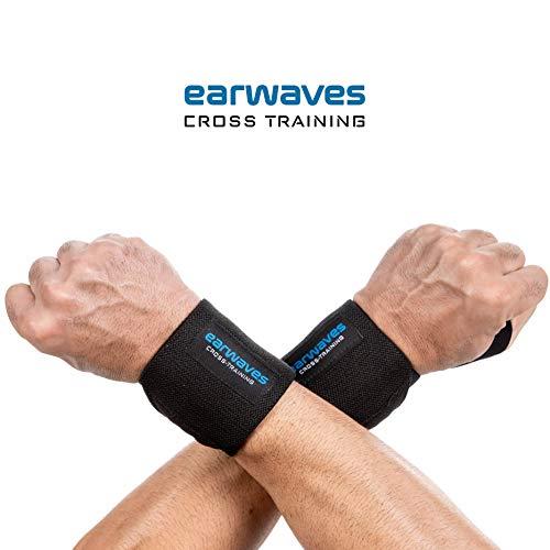 Earwaves ® - Muñequeras Crossfit Ideales Calistenia