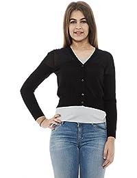 it Armani Amazon Cardigan Emporio Maglieria Abbigliamento q7wqY6
