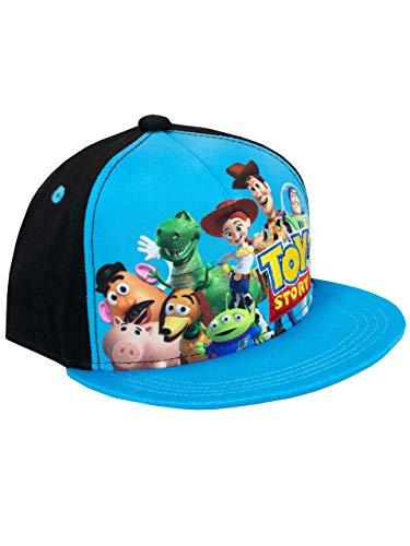 Disney Jungen Toy Story Baseball Kappe Einheitsgröße Blau (Aus Story Jessie Toy Hat)