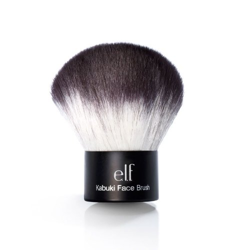 (3 Pack) e.l.f. Studio Kabuki Face Brush Kabuki Face Brush