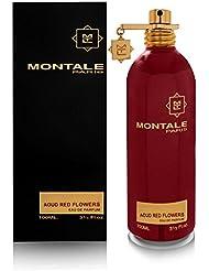 Montale Aoud Red Flowers Oud Perfume 100ml/3.33oz Eau De Parfum Unisex EDP Spray