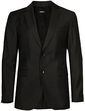 strellson Premium Herren Sakko Schwarz Bailey-Manhattan 1100555-210-Sakko