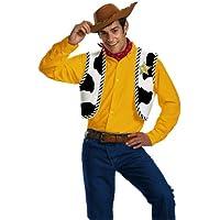 Morris Costumes - Disfraz de vaquero para hombre (198459)