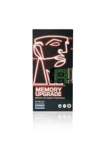 Kingston KVR16LS11S6/2 RAM 2Go 1600MHz DDR3L Non-ECC CL11 SODIMM 1.35V, 204-pin