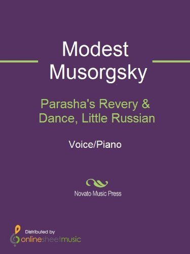 Parashas Revery & Dance, Little Russian