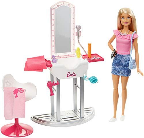 Barbie Quiero Ser peluquera