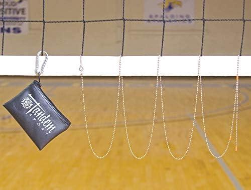 Tandem sport volleyball net Setter Setter Setter con sacchetto Parent B00600VYMC | Consegna veloce  | Un equilibrio tra robustezza e durezza  | Prezzi Ridotti  | Di Nuovi Prodotti 2019  f98deb