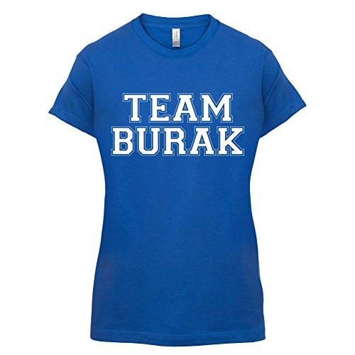 Team Burak - Damen T-Shirt - 14 Farben Royalblau