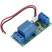 12V 4Ch DB9 RS232 Relaismodul Fernbedienung UART Serial Port Switch f/ür Automotor