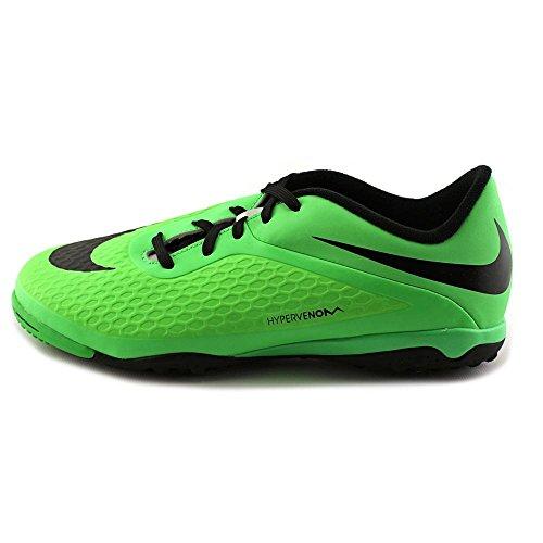 Nike Hypervenon Phelon TF Chaussures de football pour garçon Vert