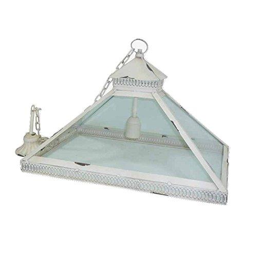 Better & best-farol de plafond, une lumière, en forme de maison, blanc