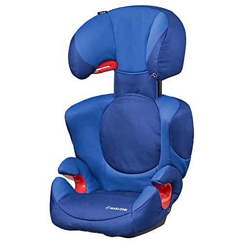 Maxi-Cosi Rodi XP Kindersitz, mitwachsender Gruppe 2/3 Autositz (15-36 kg), nutzbar ab 3,5 bis 12 Jahre, electric blue