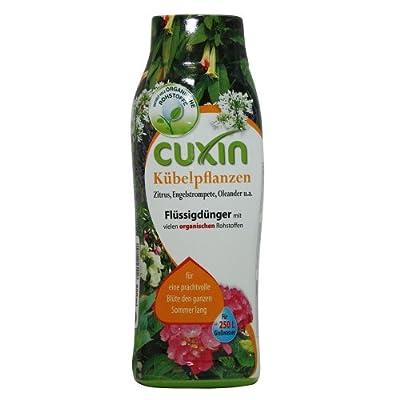 Cuxin Flüssigdünger für Kübelpflanzen, 800 ml von Cuxin - Du und dein Garten