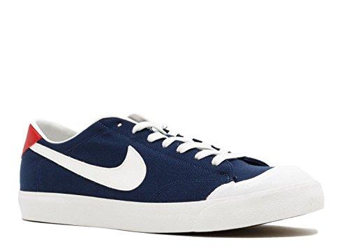 Midnight Ck blu Breve Da Skate azul Nike Marino Scarpe Zoom Bianco Tutte Azul Uomo Vertice 4BwvBqF7n