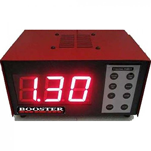 Booster Timer, DT4, Digital, Training, MMA, Muay Thai, Kickboxen