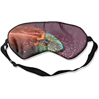 Eye Mask Eyeshade Feather Drop Sleep Mask Blindfold Eyepatch Adjustable Head Strap preisvergleich bei billige-tabletten.eu
