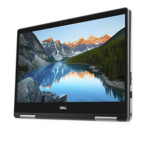 Dell Inspiron 7373 Intel Core i7 8th Gen 13.3-inch FHD Touchscreen 2-in-1 Thin and Light Laptop (16GB/512GB SSD/Windows 10 Home/MS Workplace/Silver/1.63Kg) Image 3