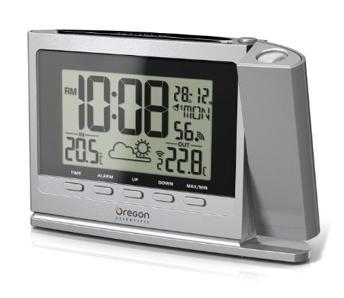 Oregon Scientific TW369 mantel / table clocks