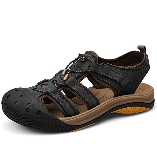 sandales respirantes/Souliers de plage Bull estivales en plein air/Sandales d'homme B