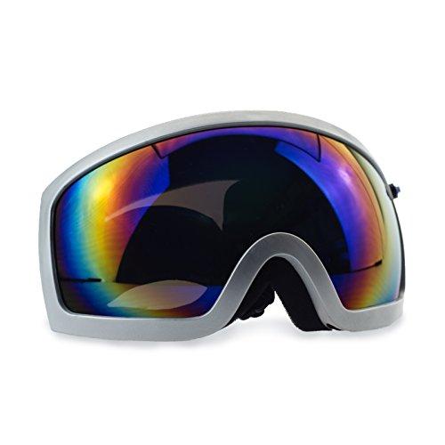 Preisvergleich Produktbild Kamerabrille Spionagebrille Ski Google Kamera TE669 FULL HD hochauflösend mit 2 Megapixel und 8 GB internen Speicher - zur Aufnahme von Bildern und Videos mit Mikrofon,  mini Videokamera,  mini Digitalkamera von Kobert- Goods