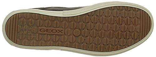 Geox U Taiki B Abx A, Sneakers Hautes Homme Braun (LT BROWN/CHESTNUTC6890)