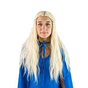 Bodysocks Queen of Dragons Peluca