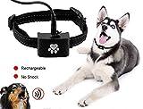 Best Dog Bark Collars - Dog Bark Collar Onipu Anti Bark Collar-Vibration No Review