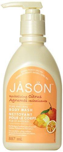 Jason Natural Satin Shower Body Wash Citrus - 1 x 30 Oz by JASONS NATURAL