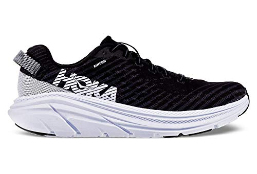 HOKA ONE ONE Rincon Black/White Men's Mens 9