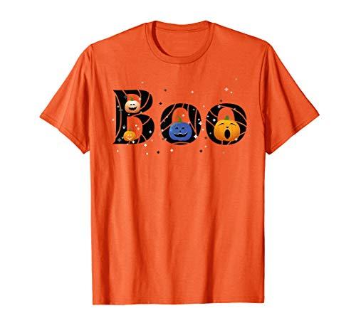 Und Schwester Bruder Kostüm Themen - BOO, lustige Kürbisse Mädchen Jungen Kinder Halloween Kostüm T-Shirt