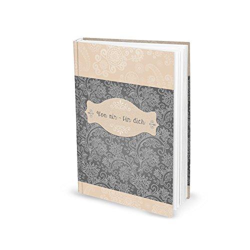 Notizbuch bzw. -Tagebuch (DIN A5)