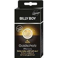 Preisvergleich für Billy Boy Goldschatz Kondome, 8 verschiedene Sorten, 1er Pack (1 x 24 Stück)