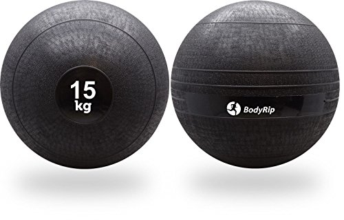 Bodyrip dy-gb-099 Slam ball pour la boxe, le fitness et la gymnastique 15kg
