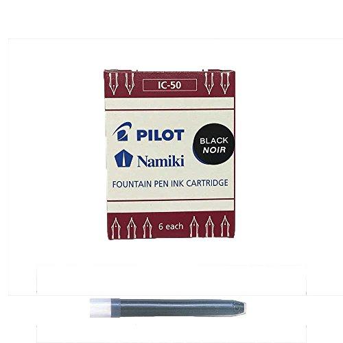 IC de 50tinta bolígrafo, Caja de 6unidades