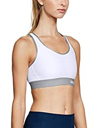 3c643a3be Under Armour Mid Keyhole Compression Sports Bra