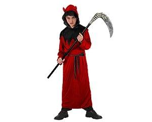 Atosa-14955 Disfraz Demonia, Color rojo, 5 a 6 años (8.42226E+12)