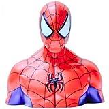 Spider-Man The Amazing Spiderman Marvel only Hucha ahorros con forma de cerdo