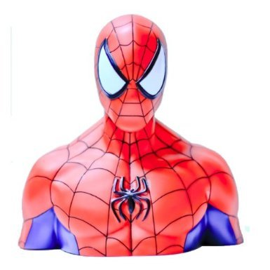 Spider-Man The Amazing Spiderman Marvel only Hucha ahorros con forma de cerdo