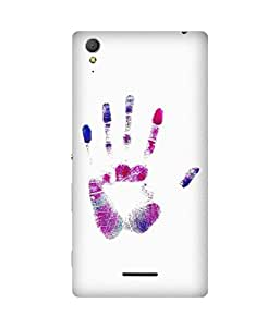 Color Palm Sony Xperia T3 Case