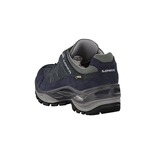 Lowa Toro GTX Lo Ws Brown Purple Navy/Grau