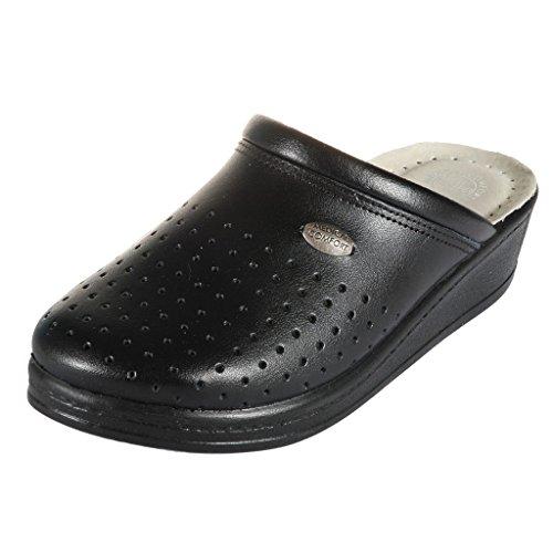 Dr Punto Rosso Medical Comfort 100SB Zuecos Zapatos