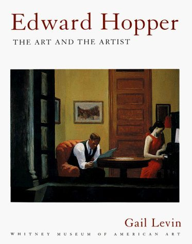 Edward Hopper: The Art and the Artist by Gail Levin (1999-09-17)