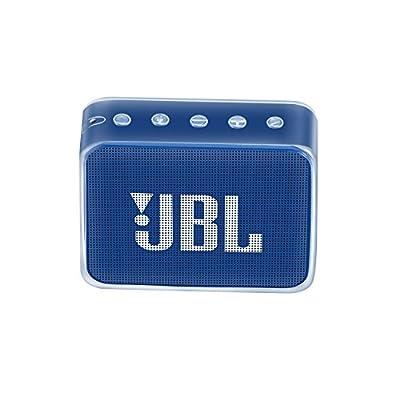 JBL GO 2 Housse de Transport en TPU pour Haut-Parleur Bluetooth JBL Go 2 [résistance aux Chocs ] [Facile à Transporter] (Transparent) par Magic Lin