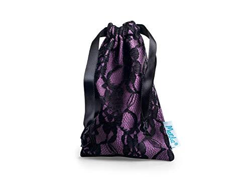 Merula Cup XL midnight (schwarz) - Die Menstruationstasse für die sehr starken Tage - 3